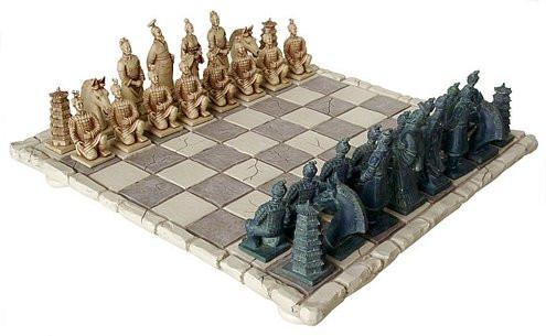 Chinese chess set - Photo Museum Store Company