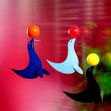 Happy Sealions  - Animal Mobile, Denmark - Photo Museum Store Company