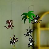 Monkey Tree - Jungle Mobile, Denmark - Photo Museum Store Company