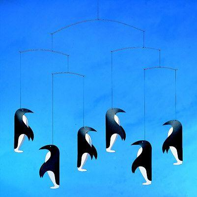 Penguin Talk - Nature Mobile, Denmark - Photo Museum Store Company