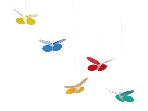 Butterflies Mobile - Butterfly Mobile - Denmark - Photo Museum Store Company