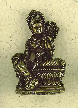 Tara Small Figurine : Hindu & Buddhist Figurines - Photo Museum Store Company