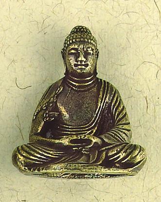 Buddha In Meditation Small Figurine : Hindu & Buddhist Figurines - Photo Museum Store Company
