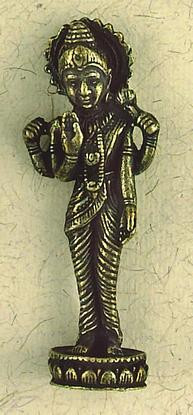 Lakshmi Small Figurine : Hindu & Buddhist Figurines - Photo Museum Store Company