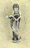 Krishna Pendant on Cord : Hindu & Buddhist Collection - Photo Museum Store Company