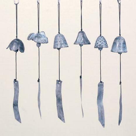 Nambu Bell Windchimes - Set of Six - Photo Museum Store Company
