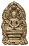 Khmer Buddha Sheltered by the Naga Snakes - Photo Museum Store Company