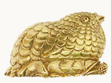 Chinese Quail Paperweight - Gift - Photo Museum Store Company