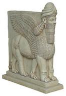 Assyrian Lamassu Winged Lion - Metropolitan Museum of Art, New York, 883  859 B.C. - Photo Museum Store Company