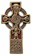 Gallen Priory Cross - County Offaly, Ireland,  950AD - Photo Museum Store Company