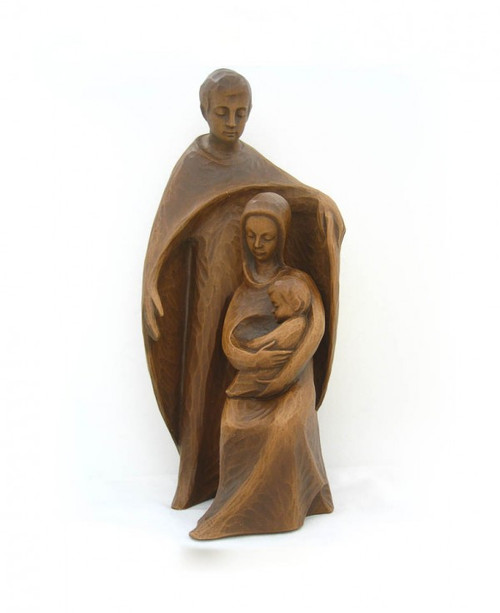 Holy Family Sculpture - Photo Museum Store Company