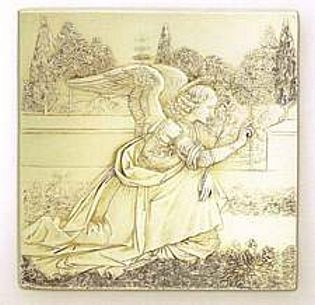Angel From the Annunciation - 15th Century - Photo Museum Store Company