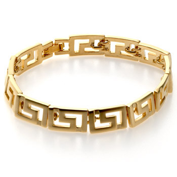 Classical Meander Link Bracelet - Hellenistic Period - Photo Museum Store Company