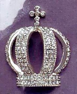 Nuptial Crown Brooch - Russia, 1884-1885, Hillwood Museum & Gardens - Photo Museum Store Company