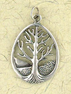 Tree of Life Pendant on Cord : Judiaca Collection - Photo Museum Store Company