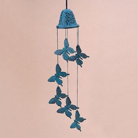 Butterfly Windchime - Photo Museum Store Company