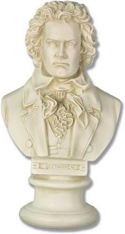 Beethoven Bust - Photo Museum Store Company