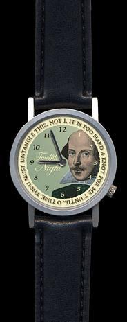 Shakespeare 12th Night Watch - Photo Museum Store Company