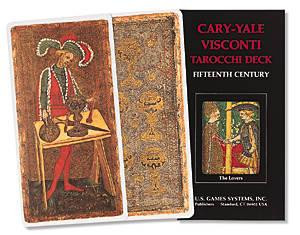 Cary-Yale Visconti Tarocchi Deck - Photo Museum Store Company