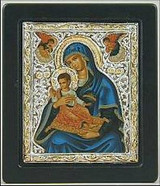 Our Lady of Corfu , Icon - Photo Museum Store Company