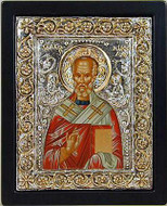 St. Nicholas, Icon - Photo Museum Store Company