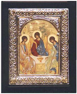 The Old Testament Trinity, Icon - Photo Museum Store Company