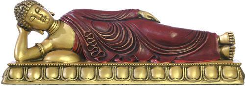 Reclining Buddha - Photo Museum Store Company