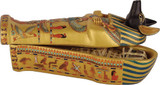 Anubis Coffin with Mummy Inside - Photo Museum Store Company