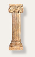 Ionic Column - Ancient Rome - Roman Columns - Photo Museum Store Company