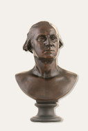 George Washington,  Jean-Antoine Houdon in 1785 - Photo Museum Store Company