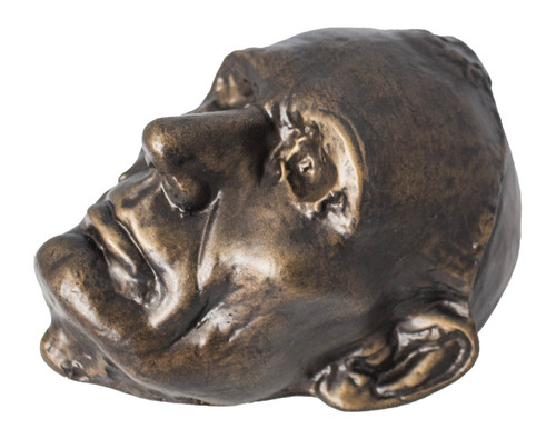 Abraham Lincoln Life Mask, Leonard Wells Volk - Photo Museum Store Company