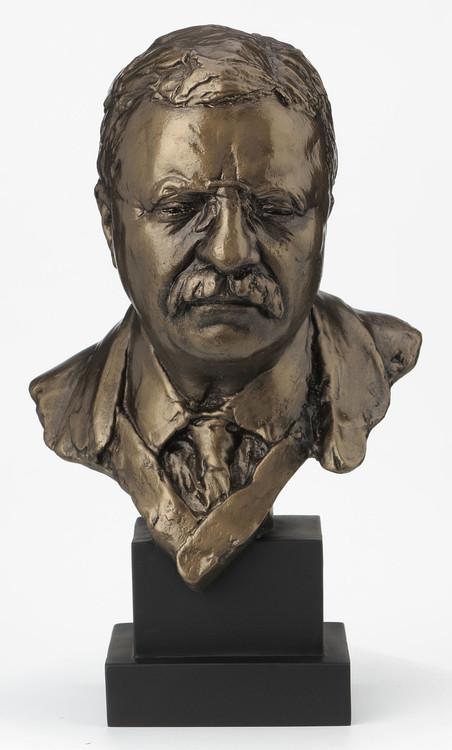 Theodore Roosevelt, Teddy Roosevelt, Gleb Derujinsky - Photo Museum Store Company