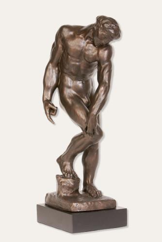 Adam, by Rodin - Photo Museum Store Company