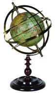 Terrestrial Armillary Sphere - Photo Museum Store Company