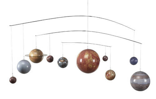 Solar System Mobile - Photo Museum Store Company