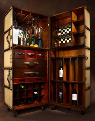 Stateroom Bar, Ivory - Photo Museum Store Company