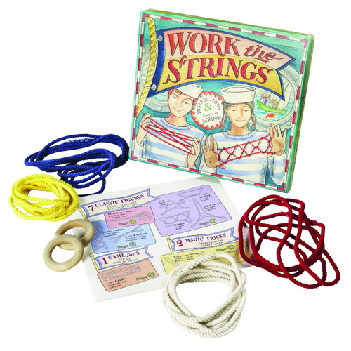 Work the Strings - Photo Museum Store Company