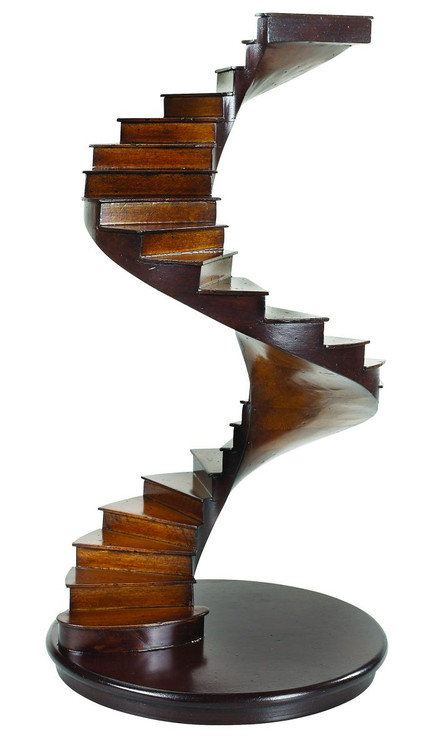 Spiral Stairs - Architectural Models - Photo Museum Store Company