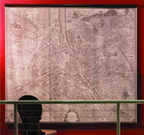 1739 Paris Map, Wall Scrolls - Photo Museum Store Company