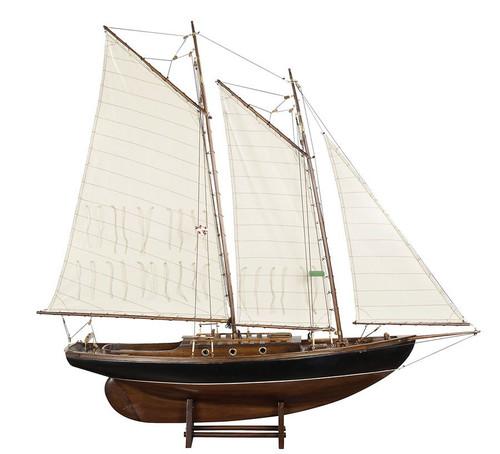 Friendship Yacht Antique Finish - Photo Museum Store Company