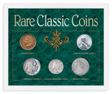 Collector's Rare Classic Coins - Actual Authentic Collectable - Photo Museum Store Company