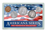 Collector's Americana Yesteryear Coin Set - Actual Authentic Collectable - Photo Museum Store Company