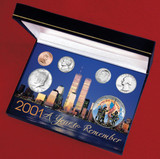 Collector's 2001 A Year to Remember            - Actual Authentic Collectable - Photo Museum Store Company
