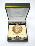 Collector's Collector's Favorites  -  Large Cent 1793-1857 - Actual Authentic Collectable - Photo Museum Store Company