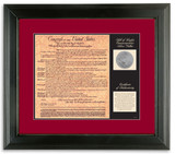 Collector's Birth of a Nation - Bill of Rights - Actual Authentic Collectable - Photo Museum Store Company