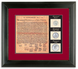 Collector's Birth of a Nation - Declaration of Independence - Actual Authentic Collectable - Photo Museum Store Company