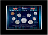 Collector's Favorite Rare American Coins - Actual Authentic Collectable - Photo Museum Store Company