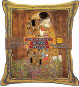Wind up Kiss Pillow - Musical Pillow - Photo Museum Store Company