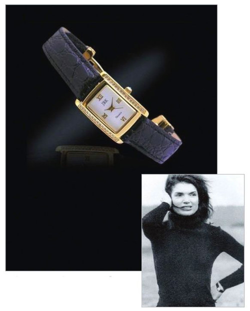 Jacqueline Jackie Kennedy Collection - The Tank Watch - Photo Museum Store Company