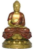Chinese Buddha, Photo Meditation Pose Museum Company Photo